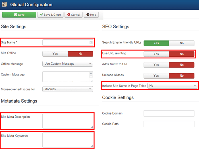 global-configuration-joomla-seo-metadata