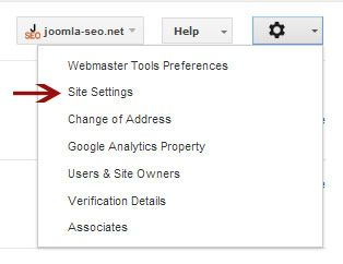 site-settings-google-webmaster-tools