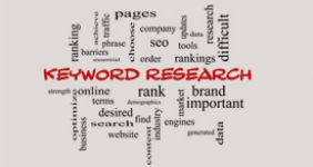 Keyword research & SEO copywriting
